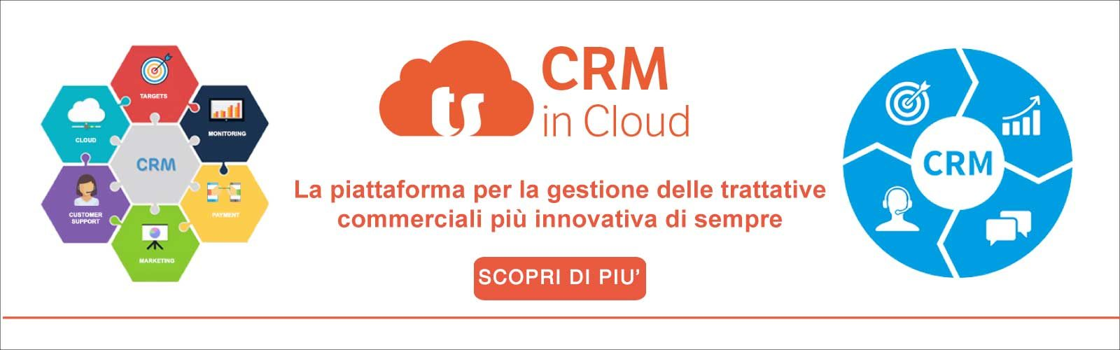 CRM in Cloud