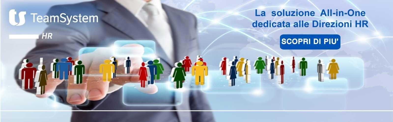 TeamSystem HR – Il sistema integrato per la gestione delle Risorse Umane
